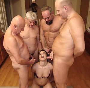 Hot Girls Gangbang Porn Pictures