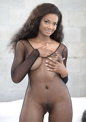 Hot Girls Fishnet Porn Pictures